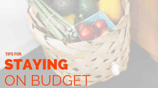 007 Tips For Staying On Budget