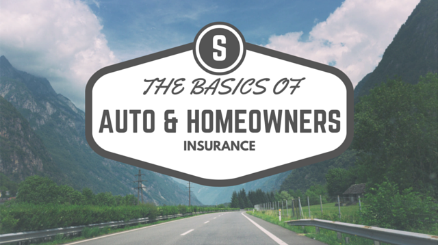041 The Basics Of Auto And Homeowners Insurance