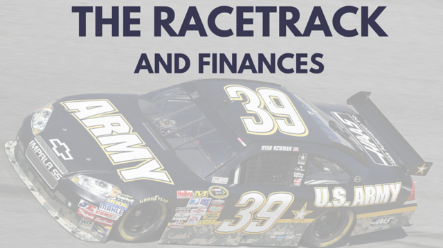 044 The Racetrack and Finances