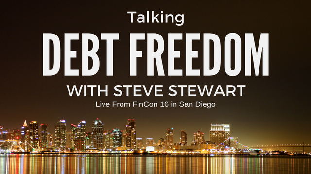 055 Talking Debt Freedom With Steve Stewart