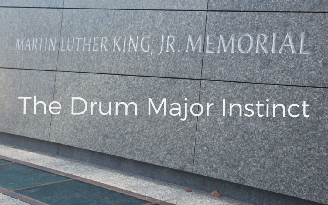 057 The Drum Major Instinct